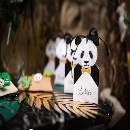 Contenant panda