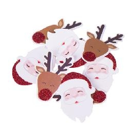 Confettis Rudolph