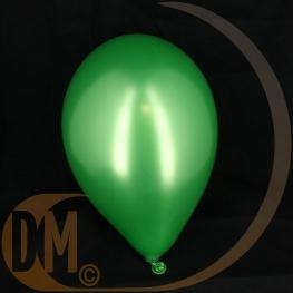 50 Ballon classique ou metal  air/helium 25 cm