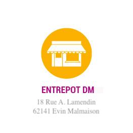 entrepôt DM